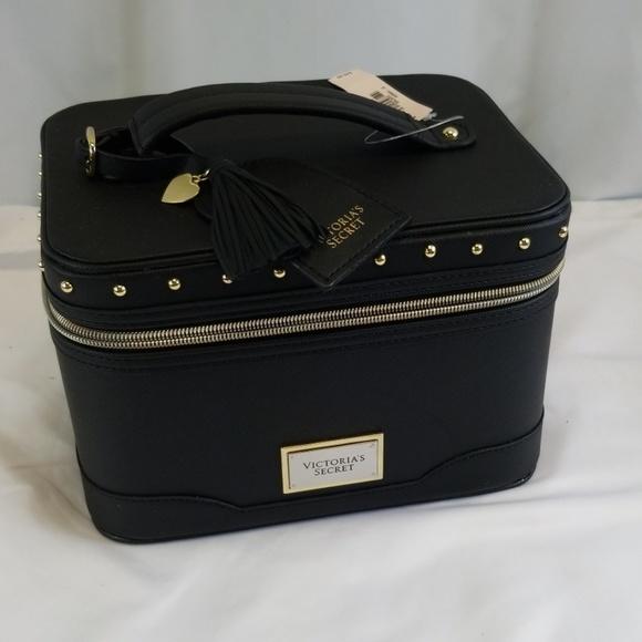 c205421dc65c Victoria Secret Train Make up Bag NWT